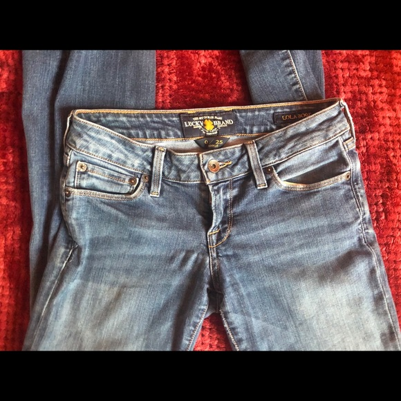 Lucky Brand Denim - Lucky brand Lola bootcut size 0/25 ankle